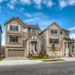 Lake Stickney Parkway - New Homes in Lynnwood, WA.