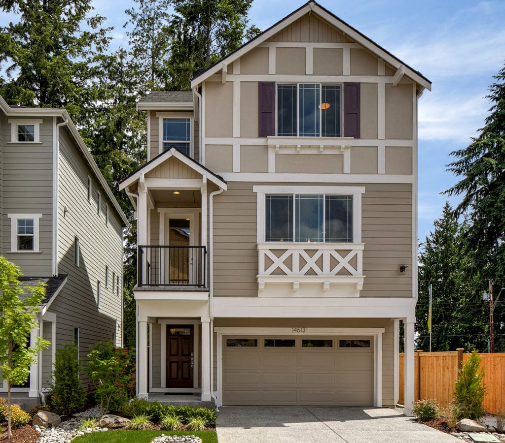 Lot 12 is move-in ready at Stratton Crest in Lynnwood
